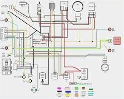 ruckus wiring diagram scooter electrical diagram schematic