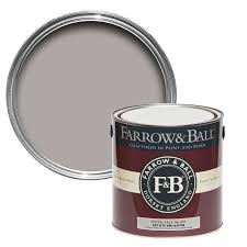 farrow u0026 ball dove tale no 267 matt estate emulsion paint 2 5l
