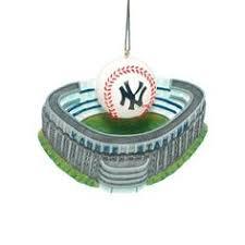 new york yankees scoreboard ornament ny sports teams tree