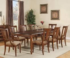 flexsteel wynwood collection brendon rectangular dining table