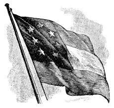 Confederate Flag Clip Art Confederate Flag Clipart Etc