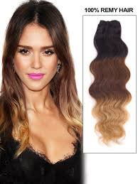 Human Hair Extensions With Clips by Inch Colorful Body Wave Clip In Indian Human Hair Extensions Ombre