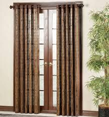 Bamboo Door Curtains Bamboo Door Curtains