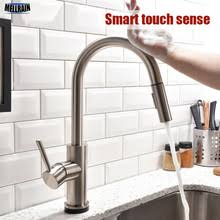 Kitchen Faucet Touchless Buy Kitchen Sink Faucet Touchless And Get Free Shipping On