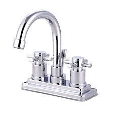 Kingston Brass Bathroom Faucet by Kingston Brass Concord Double Handle Centerset Bathroom Faucet