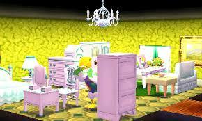 Happy Home Designer Villager Furniture Crystal Dreams