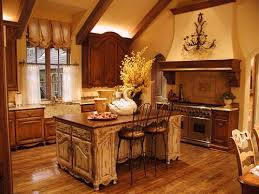 Tuscan Interior Design Glowing Your Cooking Area With Installing The Best Tuscan Kitchens