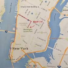 New York Marathon Map by Experience New York Experience 24 Jogging In Manhattan