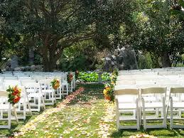 waterfall ceremony garden ceremony decor pinterest paradise