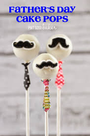 father u0027s day cake pops pint sized baker