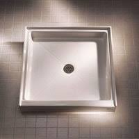 shower bases at fergusonshowrooms