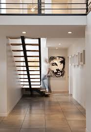 Living Room With Stairs Design Modern Minimalist Home Staircase Design Types Ideas Building