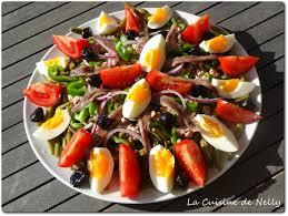 recette cuisine nicoise salade niçoise ou pas la cuisine de nelly