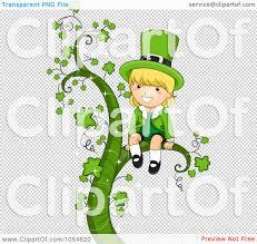 royalty free vector clip art illustration of a st patricks day