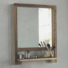 Mirror With Shelves by Decorate A Bathroom Mirror With Shelf Home Decorations