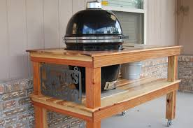 diy grill table plans grill dome ceramic cooker table plans table designs