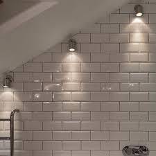 wall mounted bathroom lights wall halogen spotlight garden exterior john cullen lighting