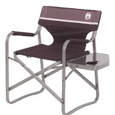 outdoor chair with table attached outdoor folding chair with table attached happy cer pinterest