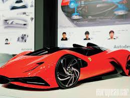 ferrari concept ferrari eternita concept european car magazine