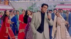 Indian Song Meme - twitterati do it again turn a boring hum saath saath hain line