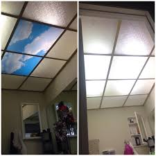 fluorescent lights decorative light panels sky panels images gallery