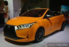 toyota convertible giias 2015 toyota yaris legian it u0027s a yaris convertible