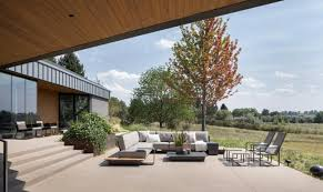 home usa design group private cottage in colorado usa designed by duet design group home