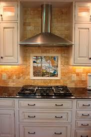 kitchen backsplash tile mural beauteous kitchen murals backsplash