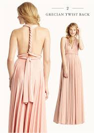 dress styles convertible bridesmaid dress styles b inspired bhldn