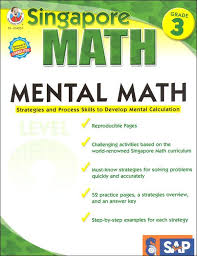 singapore math mental math grade 3 049615 details rainbow