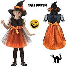 amazon com halloween witch costume girls kids children dress