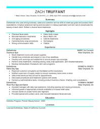 Examples Of Waitress Resume by Resume Deputy Marketing Director Cover Letter For Photography