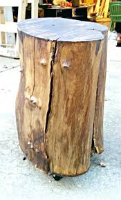 tree trunk bedside table side table trunk side tables tree table top full size of coffee
