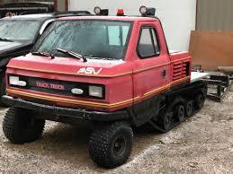 jeep snow tracks on track 1985 asv 2500 track truck