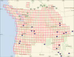 map usa northwest northwest topos garmin compatible map gpsfiledepot