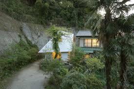 armadillo yuji tanabe architects archdaily
