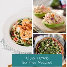 cuisine light 17 low carb recipes that are fresh light and positively delicious