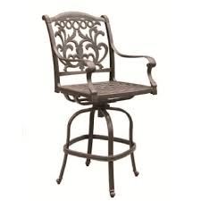 Cast Aluminum Patio Chairs Swivel Patio Furniture Moresdale Patio Swivel Chairs Wichita