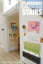 30 best under stairs playhouse images on pinterest basement