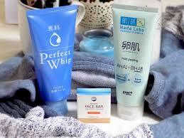 Sabun Hada Labo rekomendasi wash andalan untuk kulit kombinasi