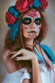 day of the dead headband 15 floral crowns for dia de los muertos babble