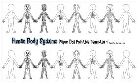 body system outline coloring pages coloring pages for all ages