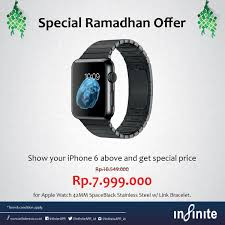 apple watch 3 indonesia grand indonesia on twitter get special offer on ramadhan for apple