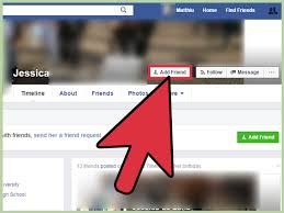 home design app add friends how to send a friend request on facebook 8 steps with pictures