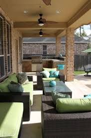 25 Best Covered Patios Ideas On Pinterest Outdoor Covered by Patio Kitchen Ideas