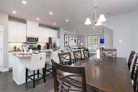 new mozart attic townhome model for sale at the preserve at
