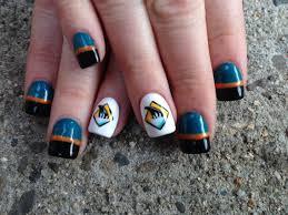 san jose sharks nails style pinterest sharks san jose and nails