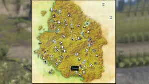 Coldharbour Ce Treasure Map Elder Scrolls Online Ce Treasure Map Grünschatten Greenshade