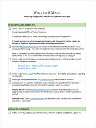 How To Write Resignation Notice Sample Resignation Clearance Form 7 Free Documents In Word Pdf