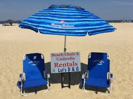 chair rentals nj gunnison hook nj chair and umbrella rentals